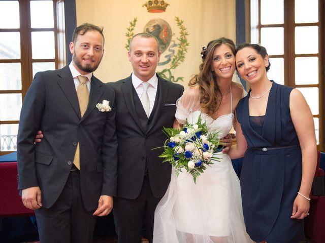 Il matrimonio di Manuele e Barbara a Brescia, Brescia 49