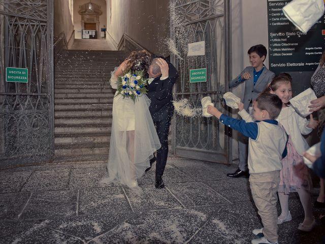 Il matrimonio di Manuele e Barbara a Brescia, Brescia 50