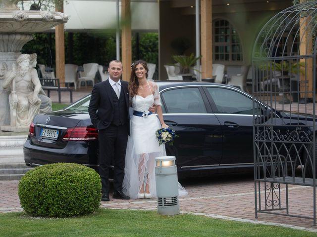 Il matrimonio di Manuele e Barbara a Brescia, Brescia 54