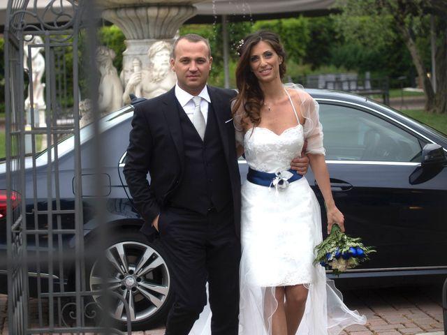 Il matrimonio di Manuele e Barbara a Brescia, Brescia 55