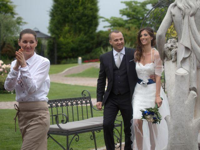 Il matrimonio di Manuele e Barbara a Brescia, Brescia 56