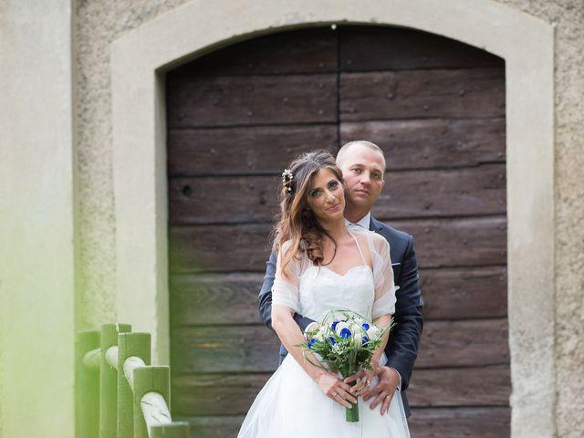 Il matrimonio di Manuele e Barbara a Brescia, Brescia 58