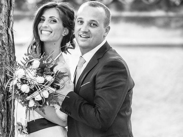 Il matrimonio di Manuele e Barbara a Brescia, Brescia 59