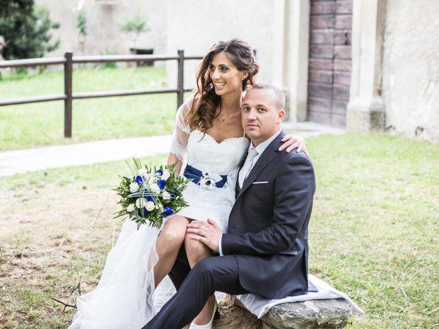 Il matrimonio di Manuele e Barbara a Brescia, Brescia 63