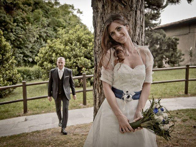 Il matrimonio di Manuele e Barbara a Brescia, Brescia 65