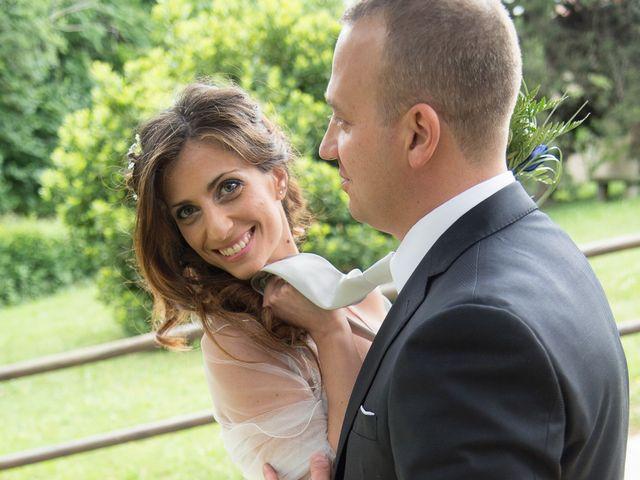Il matrimonio di Manuele e Barbara a Brescia, Brescia 66
