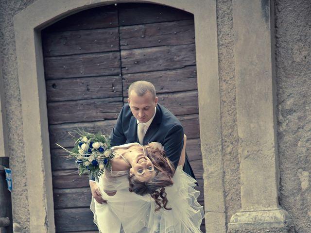 Il matrimonio di Manuele e Barbara a Brescia, Brescia 68