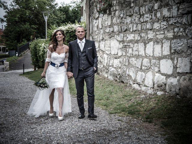 Il matrimonio di Manuele e Barbara a Brescia, Brescia 69