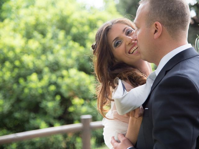 Il matrimonio di Manuele e Barbara a Brescia, Brescia 70