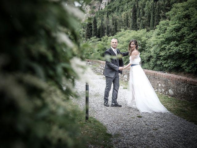 Il matrimonio di Manuele e Barbara a Brescia, Brescia 71