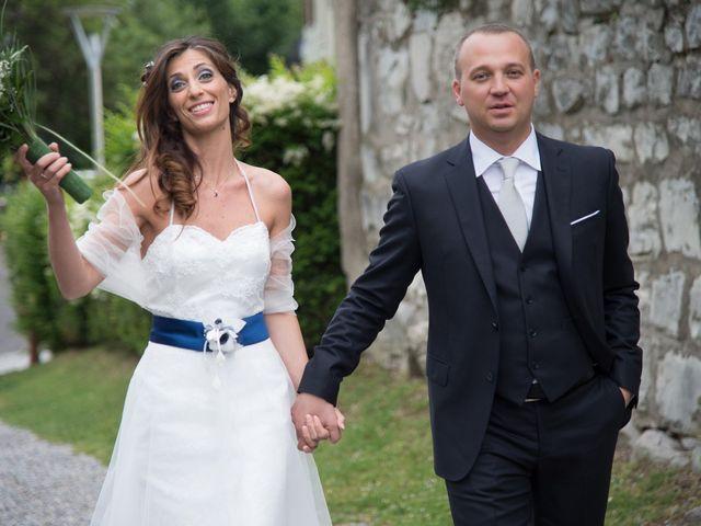 Il matrimonio di Manuele e Barbara a Brescia, Brescia 72