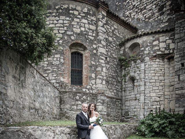 Il matrimonio di Manuele e Barbara a Brescia, Brescia 76