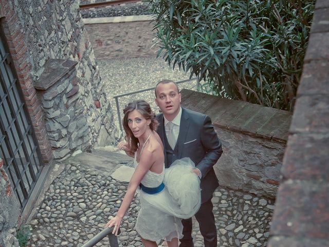 Il matrimonio di Manuele e Barbara a Brescia, Brescia 82