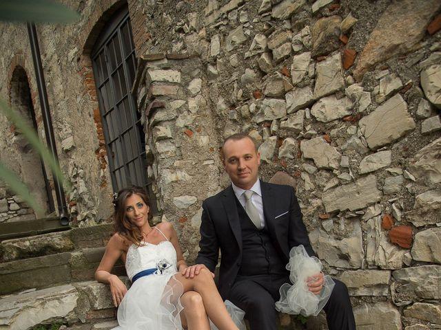 Il matrimonio di Manuele e Barbara a Brescia, Brescia 85