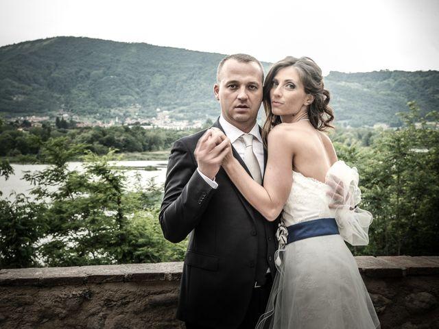 Il matrimonio di Manuele e Barbara a Brescia, Brescia 87