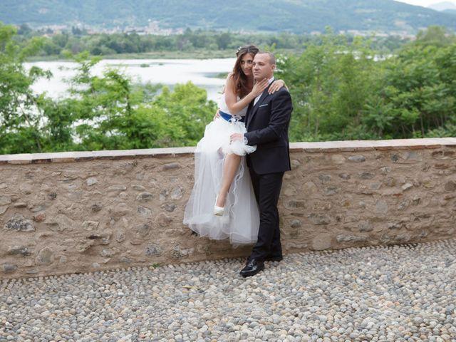 Il matrimonio di Manuele e Barbara a Brescia, Brescia 88