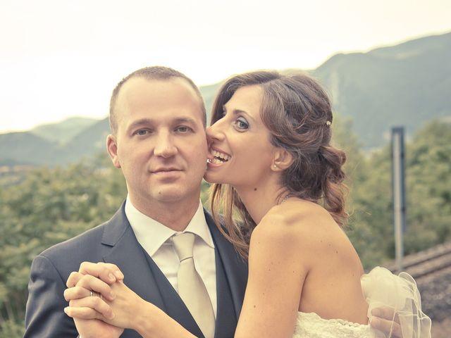 Il matrimonio di Manuele e Barbara a Brescia, Brescia 89
