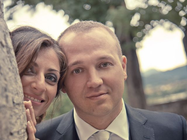 Il matrimonio di Manuele e Barbara a Brescia, Brescia 91