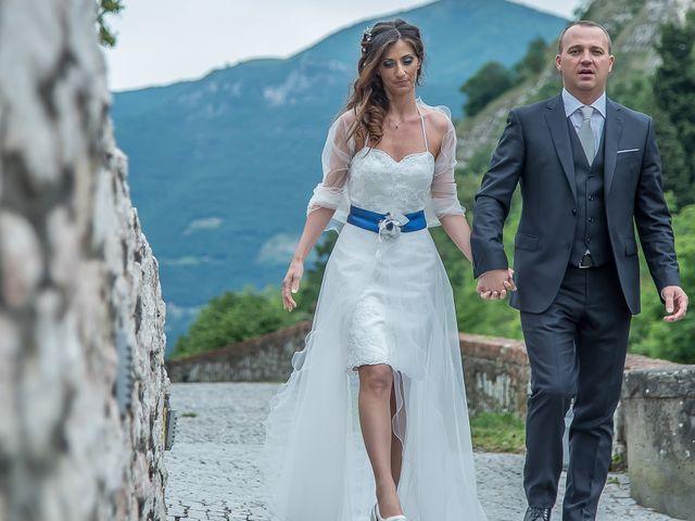 Il matrimonio di Manuele e Barbara a Brescia, Brescia 93