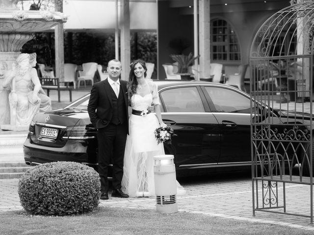 Il matrimonio di Manuele e Barbara a Brescia, Brescia 94