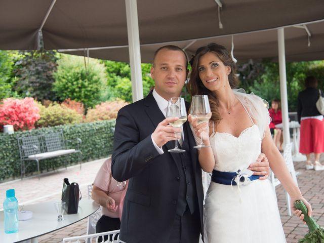 Il matrimonio di Manuele e Barbara a Brescia, Brescia 95
