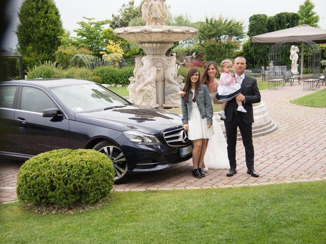 Il matrimonio di Manuele e Barbara a Brescia, Brescia 99