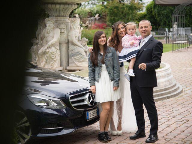 Il matrimonio di Manuele e Barbara a Brescia, Brescia 100