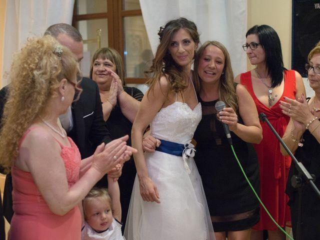 Il matrimonio di Manuele e Barbara a Brescia, Brescia 111