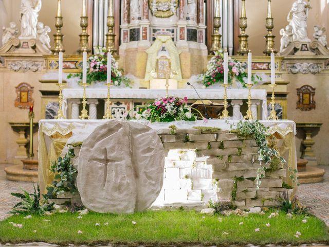 Il matrimonio di Fabio e Alice a Casaleone, Verona 25