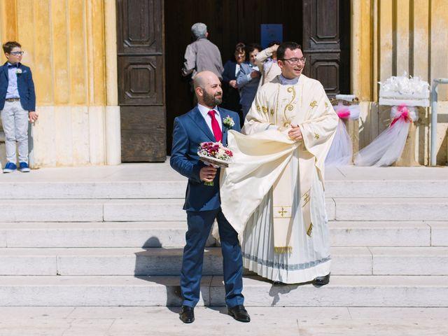 Il matrimonio di Fabio e Alice a Casaleone, Verona 30