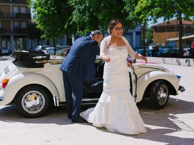 Il matrimonio di Fabio e Alice a Casaleone, Verona 32