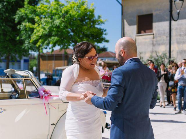 Il matrimonio di Fabio e Alice a Casaleone, Verona 35