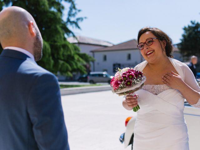 Il matrimonio di Fabio e Alice a Casaleone, Verona 36