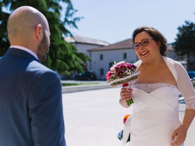 Il matrimonio di Fabio e Alice a Casaleone, Verona 37