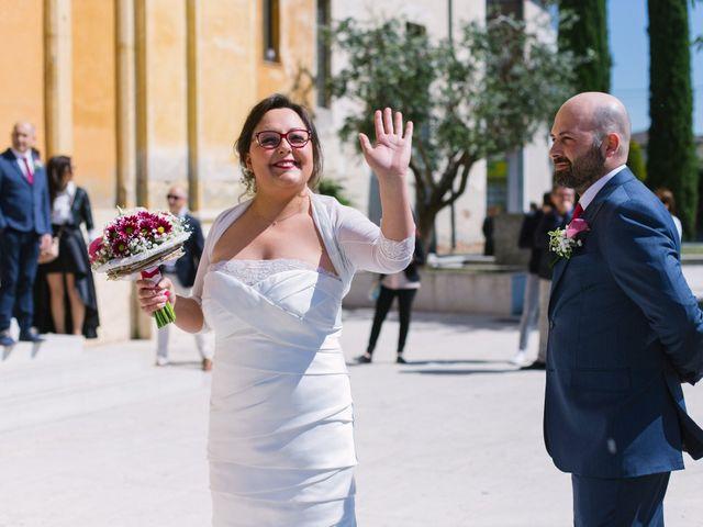 Il matrimonio di Fabio e Alice a Casaleone, Verona 39