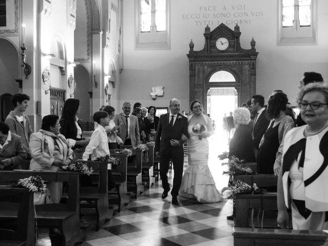 Il matrimonio di Fabio e Alice a Casaleone, Verona 41