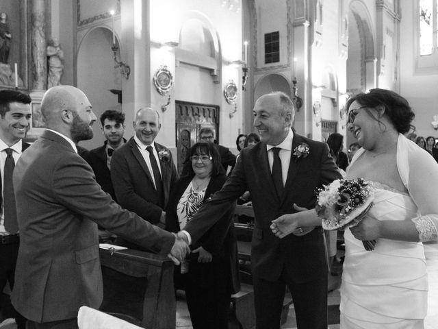 Il matrimonio di Fabio e Alice a Casaleone, Verona 43