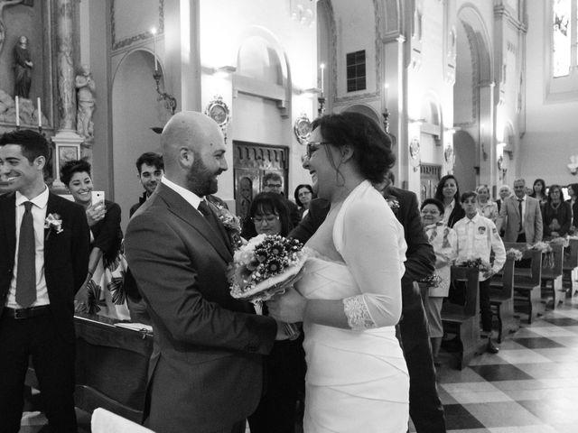 Il matrimonio di Fabio e Alice a Casaleone, Verona 44