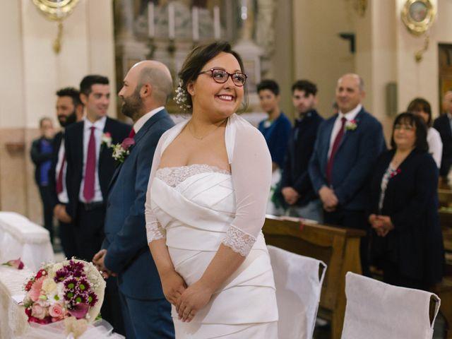 Il matrimonio di Fabio e Alice a Casaleone, Verona 46