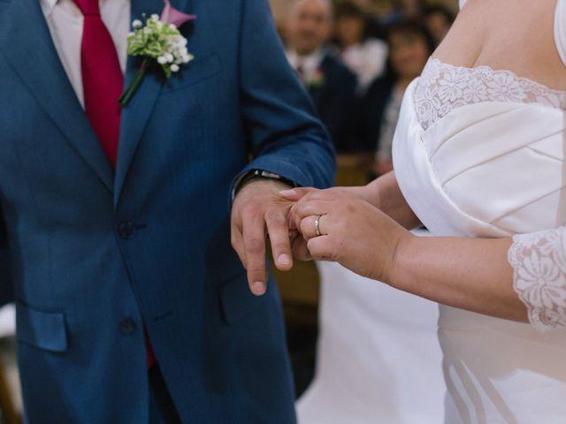 Il matrimonio di Fabio e Alice a Casaleone, Verona 52