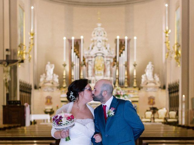 Il matrimonio di Fabio e Alice a Casaleone, Verona 59
