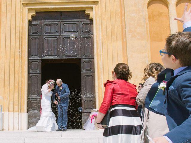Il matrimonio di Fabio e Alice a Casaleone, Verona 60