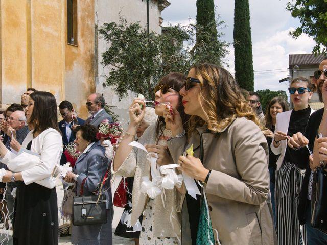 Il matrimonio di Fabio e Alice a Casaleone, Verona 61