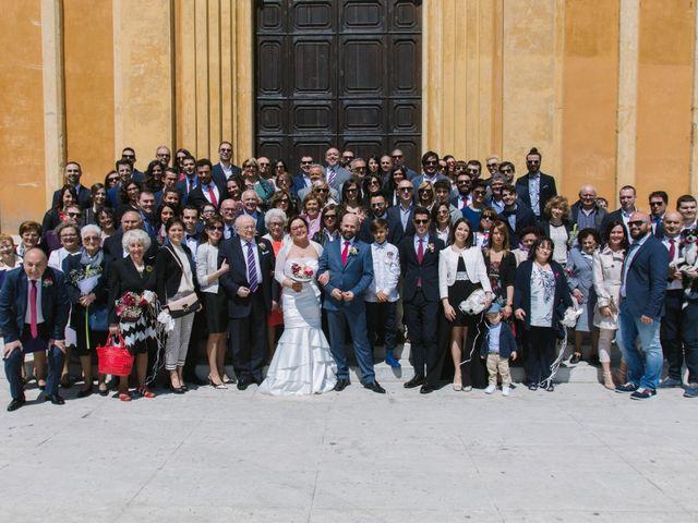 Il matrimonio di Fabio e Alice a Casaleone, Verona 62