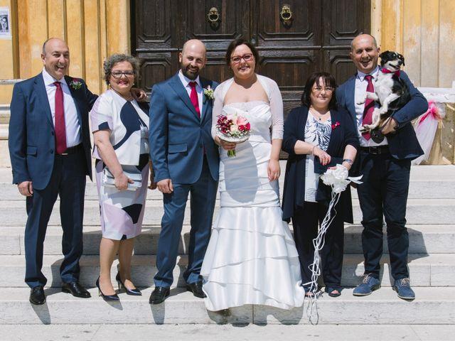 Il matrimonio di Fabio e Alice a Casaleone, Verona 64