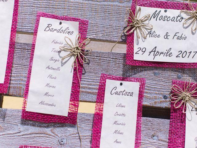 Il matrimonio di Fabio e Alice a Casaleone, Verona 68