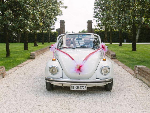Il matrimonio di Fabio e Alice a Casaleone, Verona 70