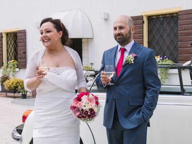 Il matrimonio di Fabio e Alice a Casaleone, Verona 72