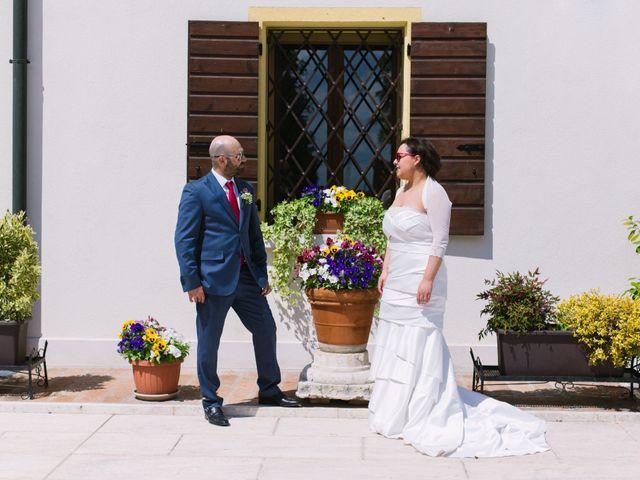 Il matrimonio di Fabio e Alice a Casaleone, Verona 78