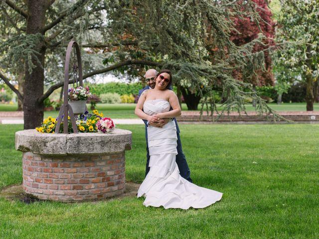 Il matrimonio di Fabio e Alice a Casaleone, Verona 90